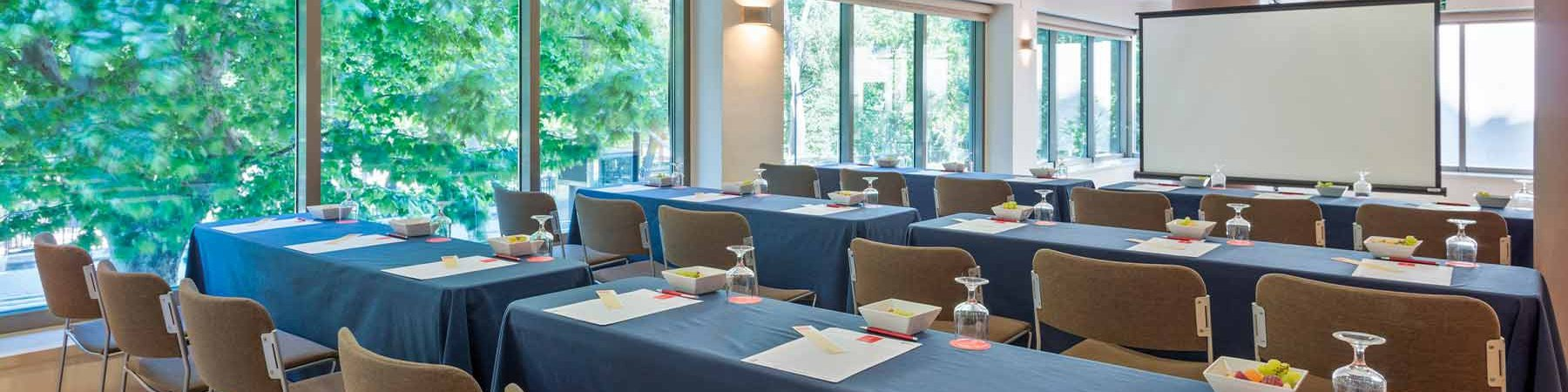 Meeting Rooms - Sercotel Hotel Los Llanos